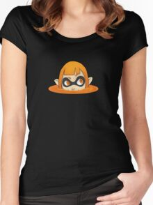 Under water - inkling Women's Fitted Scoop T-Shirt