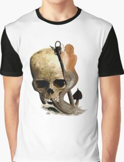 Death And The Mermaid  Graphic T-Shirt