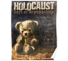 Holocaust Remembrance Day Poster