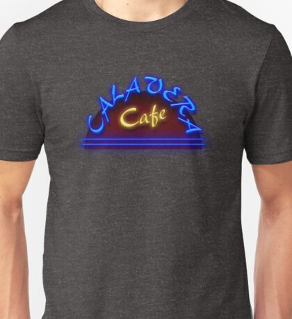 Calavera Cafe Unisex T-Shirt