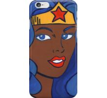Wonderful Nubian Queen iPhone Case/Skin