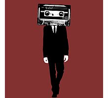 Retro tape head Photographic Print