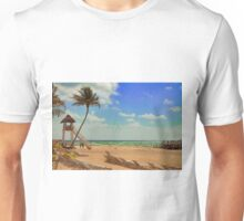 Beach Scene Unisex T-Shirt