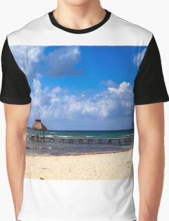 Riviera Maya Graphic T-Shirt
