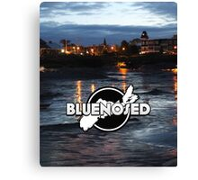Bluenosed Canvas Print