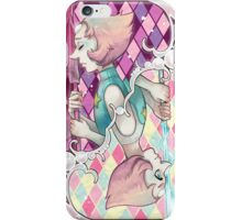Jack of Pink diamonds iPhone Case/Skin