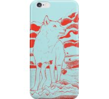 Storm Wolf iPhone Case/Skin