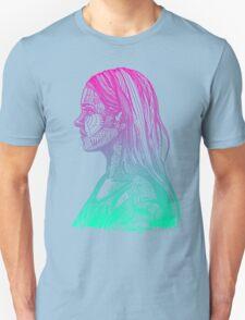 Amanda - Magenta Teal Unisex T-Shirt
