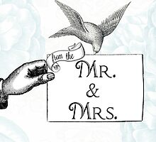 The Mr. and Mrs. by jenniferrizzo