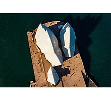 Sydney Opera House from Above Photographic Print