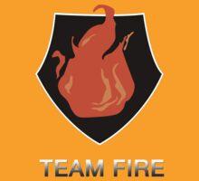 Team Fire by ozencyasin