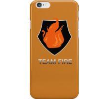 Team Fire iPhone Case/Skin