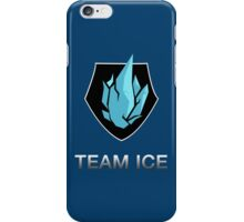 Team Ice iPhone Case/Skin