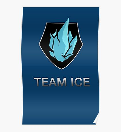 Team Ice Poster