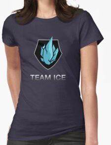 Team Ice Womens Fitted T-Shirt