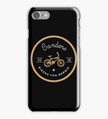 Bikers For Bernie iPhone Case/Skin