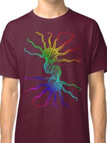 Rainbow Octopus Classic T-Shirt