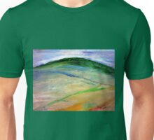 Painting places with a palette knife Unisex T-Shirt