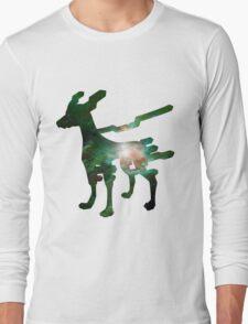 Zygarde used land's wrath Long Sleeve T-Shirt