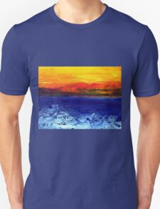 Sea and sky Unisex T-Shirt