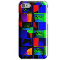 ABSTRACT GAMER 2 iPhone Case/Skin