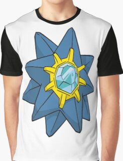 Shiny Starmie Graphic T-Shirt