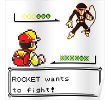 Team Rocket Poster