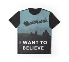 Xmas Beliefs Graphic T-Shirt