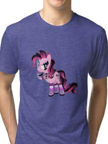 Goth Pinkie Pie Tri-blend T-Shirt