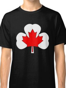 Irish Canadian/Canadian Irish Classic T-Shirt