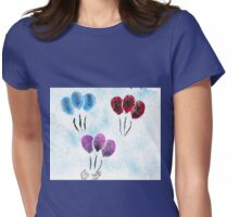 Letting Go Womens Fitted T-Shirt