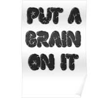Put a Brain On It! Poster