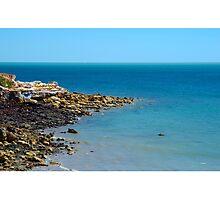 A Nightcliff sea view Photographic Print