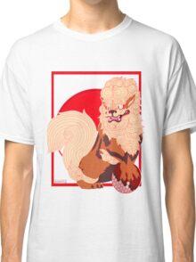 foo dog Arcanine Classic T-Shirt