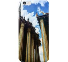 Temple of the Emerald Buddha iPhone Case/Skin