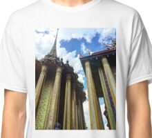 Temple of the Emerald Buddha Classic T-Shirt