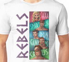 Rebels - Spartacus Heroes Unisex T-Shirt