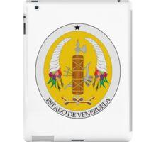 Coat of Arms of State of Venezuela, 1830-1864 iPad Case/Skin