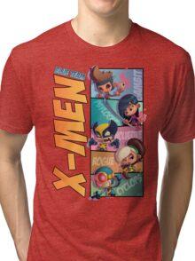 X-Men: Blue Team Tri-blend T-Shirt