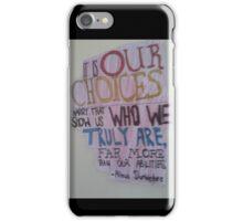ALBUS... iPhone Case/Skin