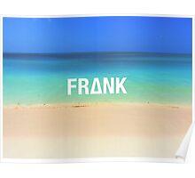 FR∆NK OCEAN Poster