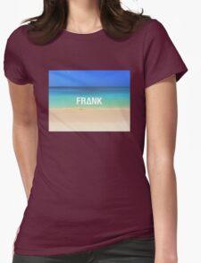 FR∆NK OCEAN Womens Fitted T-Shirt