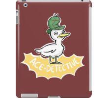 Ducktective  iPad Case/Skin
