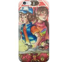 Dipper And Mabel's Adventures iPhone Case/Skin