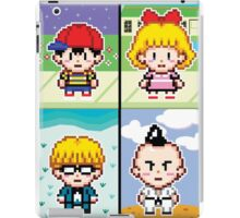 Chosen Four Square - Earthbound Pixel Art iPad Case/Skin