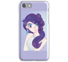 Rarity Portrait iPhone Case/Skin