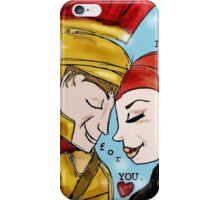 Two-thousand Years/ Rory and Amy  iPhone Case/Skin