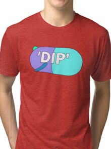 Danny Brown - 'Dip' pill Tri-blend T-Shirt