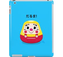 Daruma Kid iPad Case/Skin