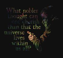 Nobler Thought - Neil DeGrasse Tyson Baby Tee